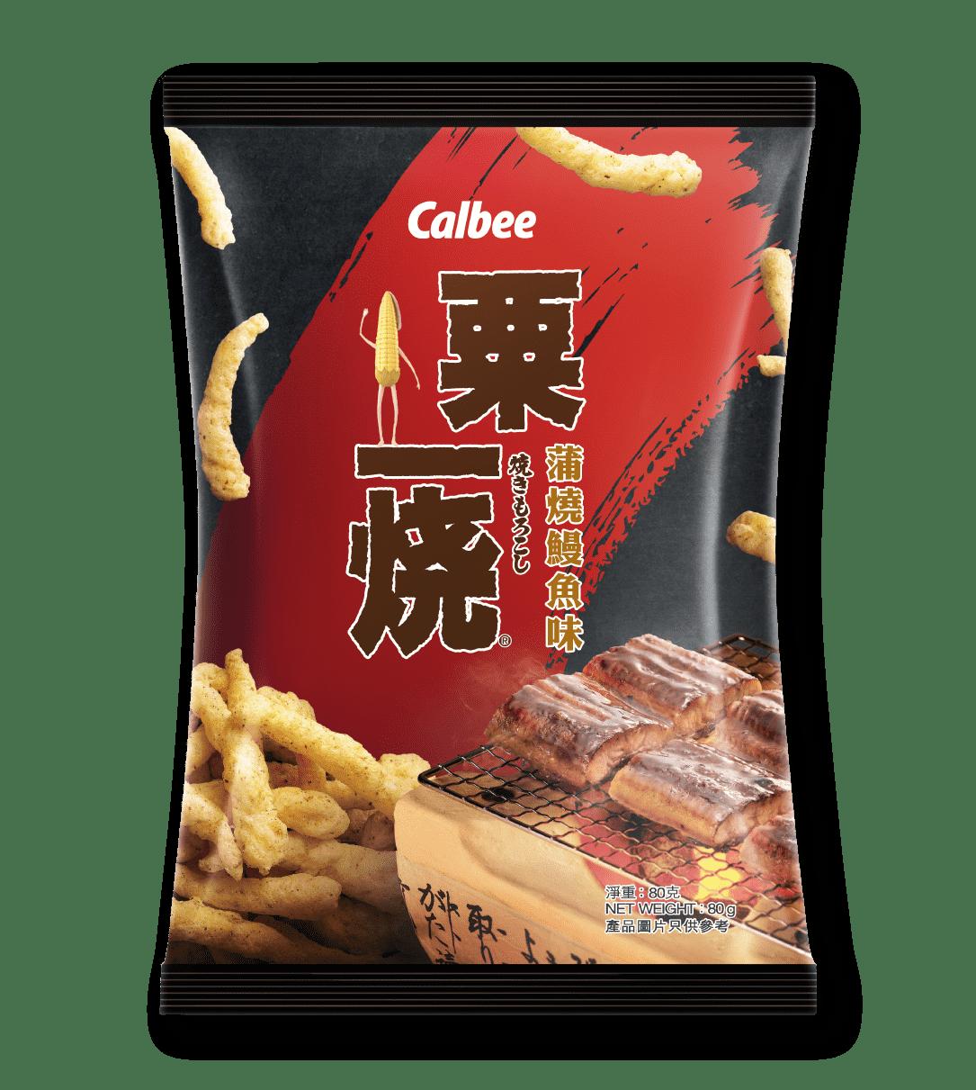 Calbee Australia - World Foods - Grill-A-Corn - Eel Kabayaki