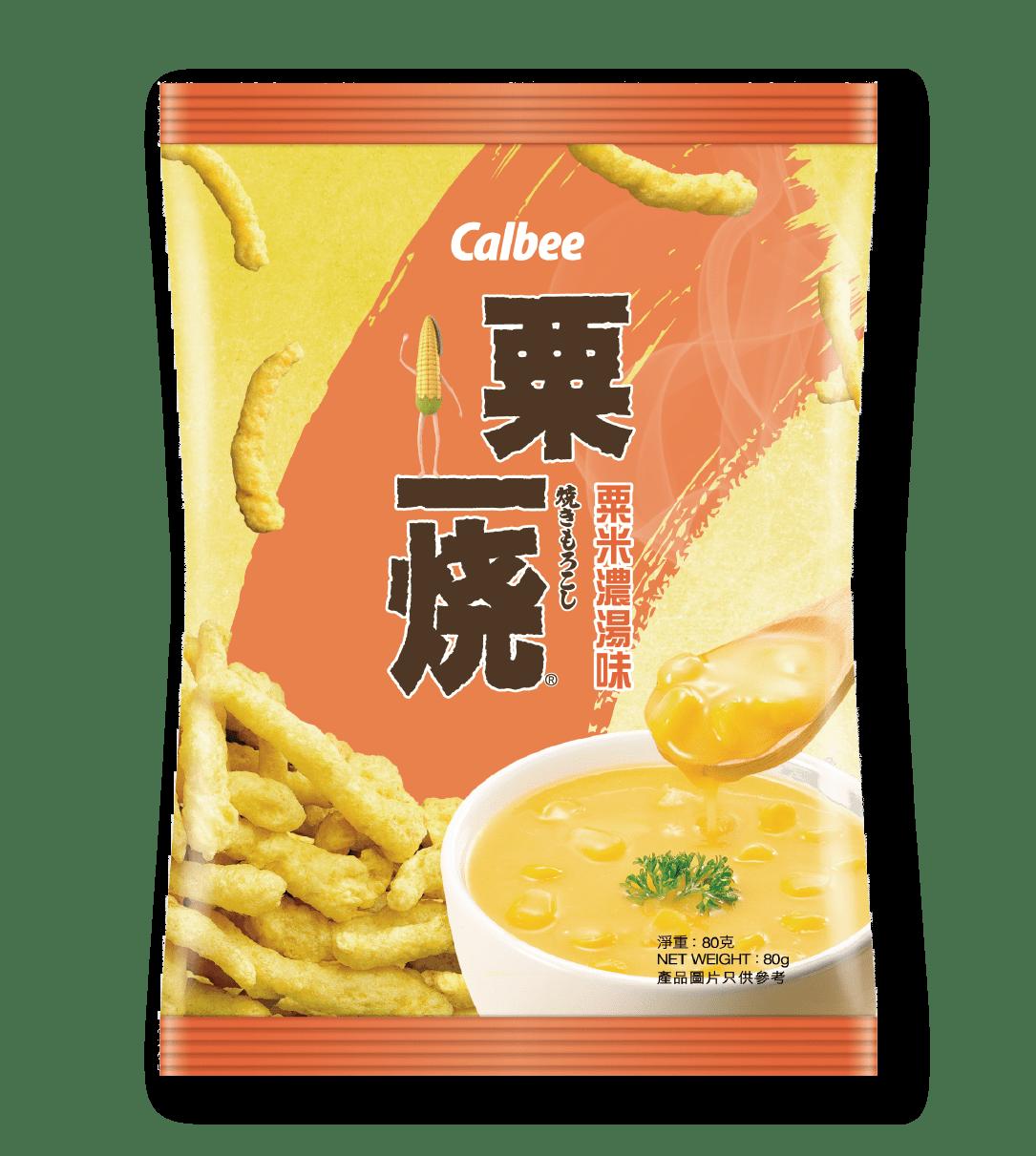 Calbee Australia - World Foods - Grill-A-Corn - Potage