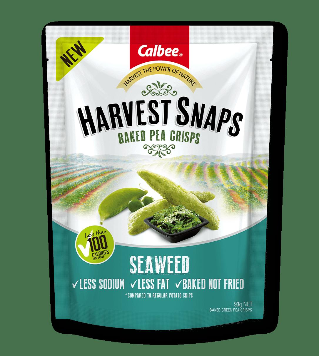 Calbee Australia - Harvest Snaps - Seaweed