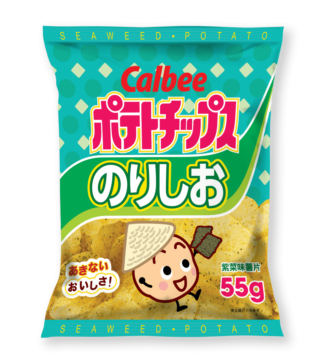 Calbee Australia - World Foods - Potato Chips - Seaweed