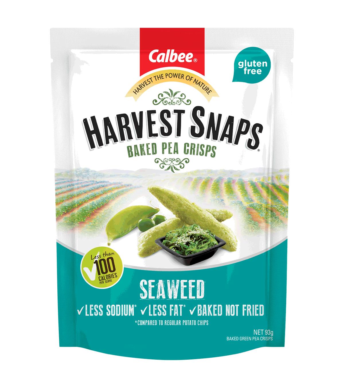 Harvest Snaps Seaweed 93g